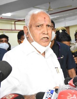 येदियुरप्पा ने 26 जुलाई को इस्तीफे के दिए संकेत