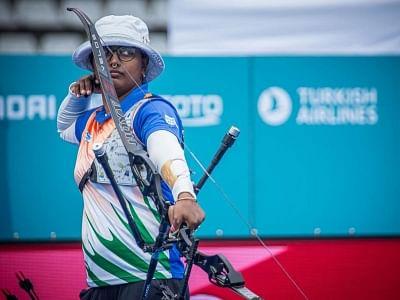 टोक्यो ओलंपिक (तीरंदाजी) : रैंकिंग राउंड में नौवें स्थान पर रहीं दीपिका