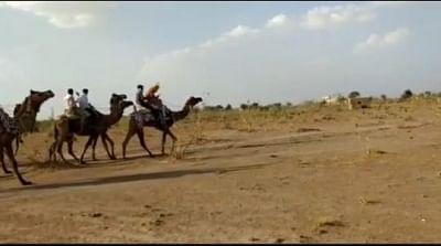 रेगिस्तानी राज्य राजस्थान को मॉनसून, एडवेंचर डेस्टिनेशन के रूप में बढ़ावा दिया जाएगा