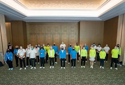 आईओसी स्वास्थ्य सलाहकार ने कहा, ओलंपिक खेल गांव अब भी सुरक्षित