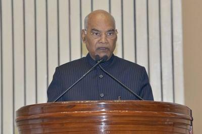 राष्ट्रपति कोविंद 2 अगस्त से तमिलनाडु के 5 दिवसीय दौरे पर