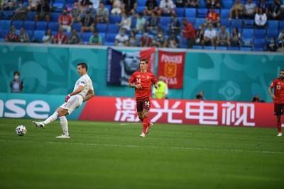 यूरो 2020 : स्विटजरलैंड को पेनल्टी शूटआउट में हराकर स्पेन सेमीफाइनल में पहुंचा