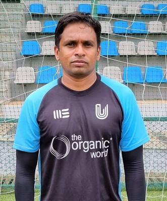 एफसी बेंगलुरु यूनाइटेड ने वीपी सतीश कुमार को गोलकीपिंग कोच बनाया