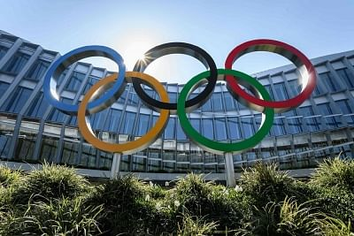 ओलंपिक के आदर्श वाक्य में अधिक एकजुट जोड़ा गया, जिसका असाधारण अर्थ है