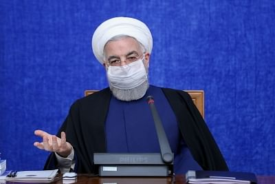ईरान 90 प्रतिशत संवर्धित यूरेनियम का उत्पादन करने में सक्षम : रूहानी