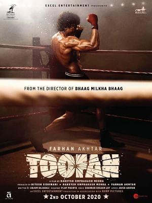 तूफान 2021 में अमेजॉन प्राइम पर सबसे ज्यादा देखी जाने वाली हिंदी फिल्म बनी