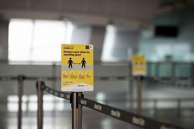 आयरलैंड में यात्रा संबंधी कोविड मामलों में हुई तेज वृद्धि