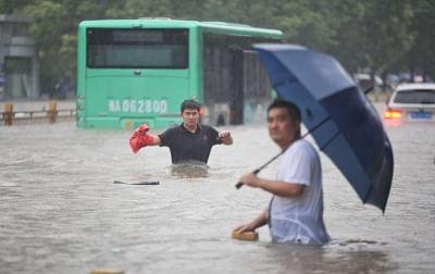 शी चिनफिंग ने बाढ़ की रोकथाम और आपदा राहत कार्य के लिए अहम निर्देश दिए