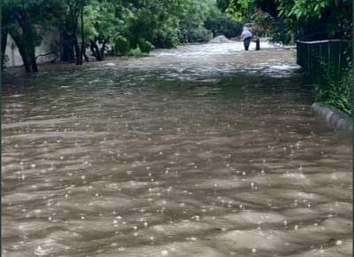 आंध्र प्रदेश में भारी बारिश होने का अनुमान