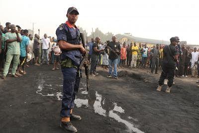 नाइजीरिया में सशस्त्र हमले के बाद 11 का अपहरण
