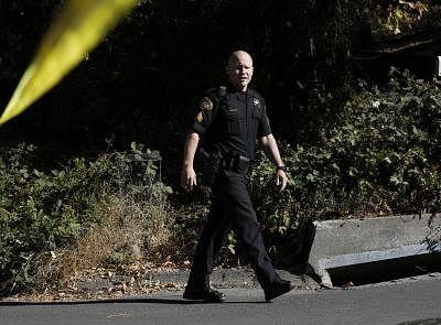 पोर्टलैंड में गोलीबारी में 1 व्यक्ति की मौत, 6 घायल