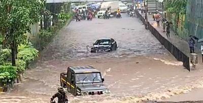 महाराष्ट्र में घट रहा बाढ़ का पानी, 213 लोग गंवा चुके जान, 53 हजार से अधिक बेघर