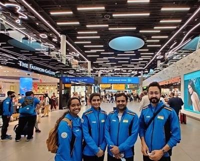 भारतीय ओलंपिक टीम का आधिकारिक पार्टनर बना स्पोर्ट्स फॉर ऑल