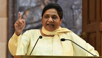 मायावती बोली ब्राह्मण सम्मेलनों से उड़ी विरोधियों की नींद