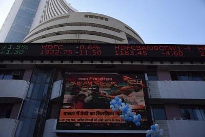 वैश्विक संकेतों से शेयरों में तेजी, सेंसेक्स 600 अंक से ऊपर (राउंडअप)