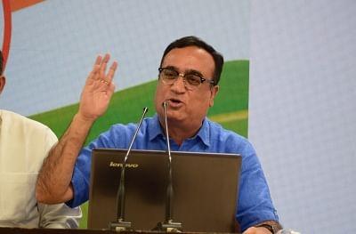 माकन ने राजस्थान में कांग्रेस विधायकों से शुरू की बातचीत