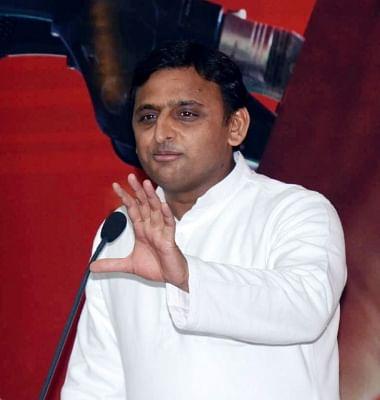 भाजपा अपने संकल्पपत्र की भी कर रही उपेक्षा : अखिलेश
