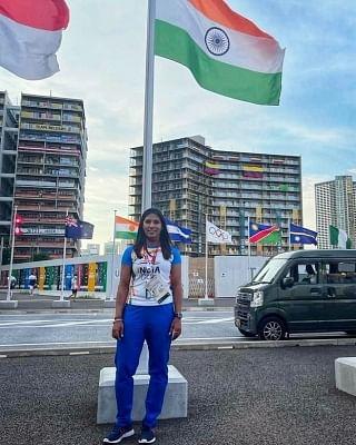 ओलंपिक (तलवारबाजी) : भवानी का जोरदार आगाज, साब्रे मे जीतीं