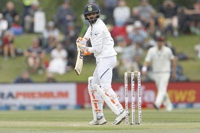 अभ्यास मैच : इंडियंस ने 3/192 पर पारी घोषित की, काउंटी एकादश को 284 रनों का लक्ष्य