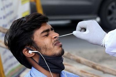 कर्नाटक के सीमावर्ती जिलों में कोविड मामलों में लगातार वृद्धि