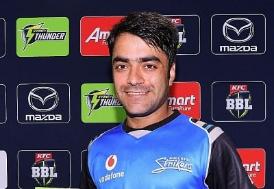 अफगानिस्तान टी20 टीम के कप्तान बने राशिद खान