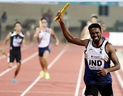 टोक्यो में हम निश्चित रूप से लंदन ओलंपिक  से अधिक पदक जीतेंगे : अरोकिया राजीव