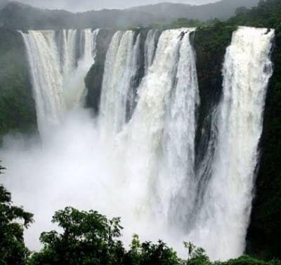 कर्नाटक के विश्व प्रसिद्ध जोग फॉल्स में नाइट लाइटिंग के लिए बनाई जाएगी रोपवे