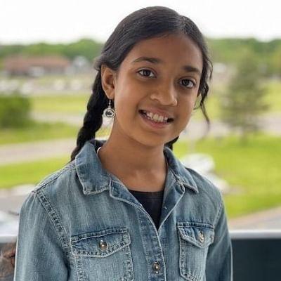 जॉन्स हॉपकिन्स की दुनिया की सबसे प्रतिभाशाली सूची में भारतीय-अमेरिकी मूल की लड़की शामिल