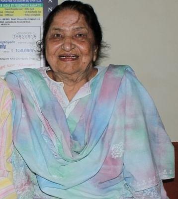 खय्याम की विधवा पाश्र्व गायिका जगजीत कौर का 93 वर्ष की आयु में निधन