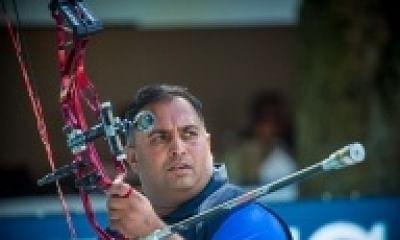 पैरालंपिक (तीरंदाजी) : राकेश कुमार को क्वार्टर फाइनल में मिली हार (लीड-1)