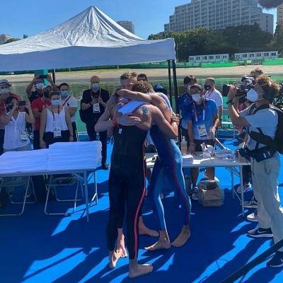 ओलंपिक (तैराकी मैराथन) : जर्मनी के फ्लोरियन वेलब्रोक बने चैम्पियन
