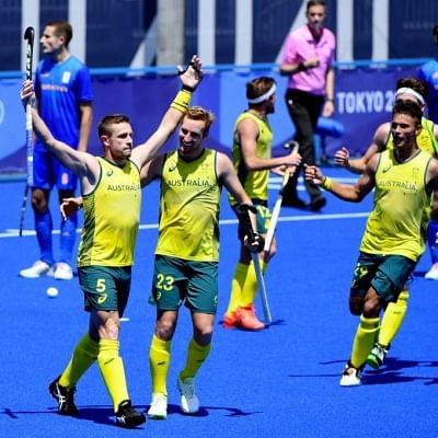ओलंपिक (पुरुष हॉकी) : आस्ट्रेलिया, जर्मनी, बेल्जियम सेमीफाइनल में पहुंचे (लीड-1)