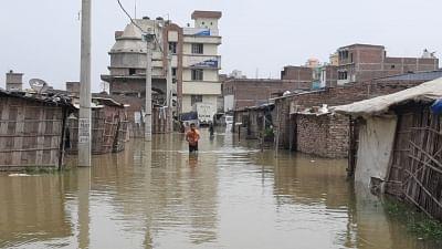 बिहार में बाढ़ से फसलों के हुए नुकसान की सरकार करेगी भरपाई