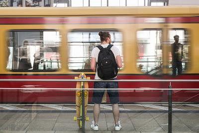 हड़ताल से प्रभावित होंगी जर्मन ट्रेन सेवाएं