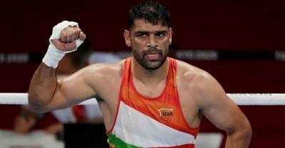 ओलंपिक (मुक्केबाजी) : सतीश हारे, पुरुष वर्ग में भारत की चुनौती समाप्त (लीड-2)