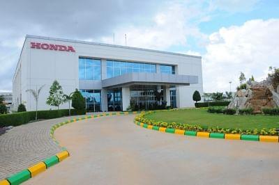 होंडा 2 व्हीलर्स इंडिया की जुलाई अनुक्रमिक बिक्री 66 प्रतिशत बढ़ी