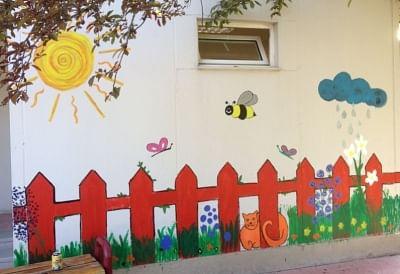 कहानियों, स्लोगन से रंगी जाएगी यूपी स्कूल की दीवारें