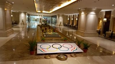 भारतीय ओलंपिक दल स्वदेश पहुंचा, अशोका होटल में होगा स्वागत