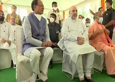 गृहमंत्री अमित शाह और शिवराज सिंह समेत तमाम दिग्गजों ने कल्याण सिंह को दी श्रद्घाजंलि