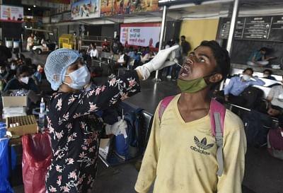 भारत में 25,072 नए कोविड मामले, 160 दिनों में सबसे कम आंकड़े