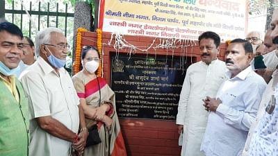 पूर्वी दिल्ली के महापौर ने शकरपुर, गीता कॉलोनी वार्ड में किया पार्कों, सड़कों का नामकरण