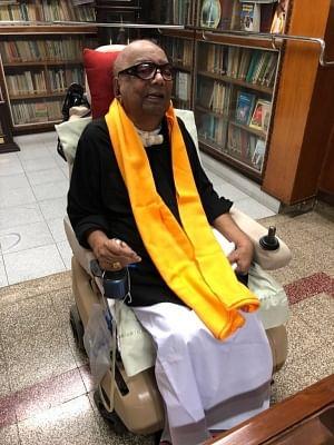 अन्नाद्रमुक ने मदुरै में करुणानिधि स्मारक पुस्तकालय का किया विरोध