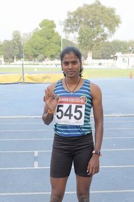 बहन की मौत की खबर सुनकर रो पड़ीं ओलंपियन धनलक्ष्मी