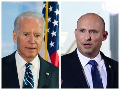 बाइडन अगले सप्ताह इजरायली प्रधानमंत्री की मेजबानी करेंगे : व्हाइट हाउस