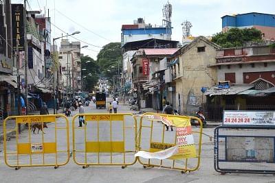 बेंगलुरु में माइक्रो कंटेनमेंट जोनों की संख्या बढ़ी, सिविक इकाईयां अलर्ट मोड पर