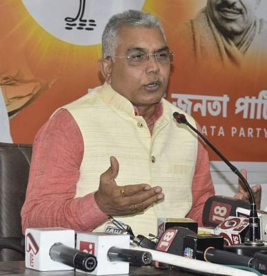 राज्य विभाजन की मांग को लेकर बंटी पश्चिम बंगाल भाजपा