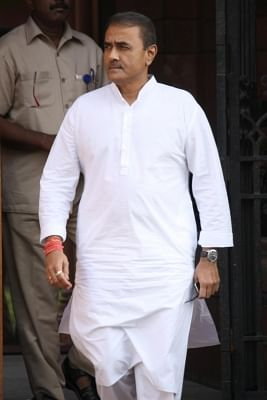 इकबाल मिर्ची मामले में राकांपा नेता प्रफुल्ल पटेल ईडी कार्यालय में पेश हुए