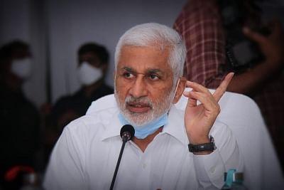 15 सितंबर तक आंध्र प्रदेश में होंगे 6 हजार बेड्स, 140 ऑक्सीजन प्लांट: वाईएसआरसीपी सांसद