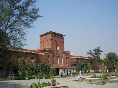 दिल्ली विश्वविद्यालय: सैलरी न मिलने पर शिक्षकों का ऑनलाइन धरना