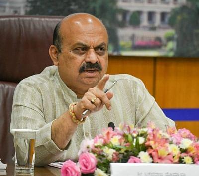 बोम्मई ने केरल सीमा चौकियों का दौरा रद्द किया